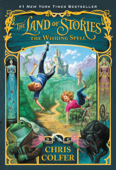 The Land of Stories: The Wishing Spell Book Cover