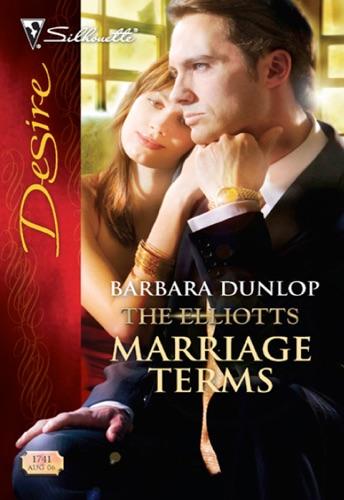 Barbara Dunlop - Marriage Terms
