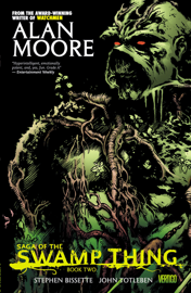 Saga of the Swamp Thing Book Two book
