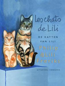 de katten van Lili Boekomslag