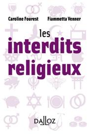 LES INTERDITS RELIGIEUX