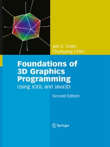 Foundations of 3D Graphics Programming Book Cover