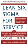 Lean Six Sigma For Service Chapter 5 - The Value In Conquering Complexity