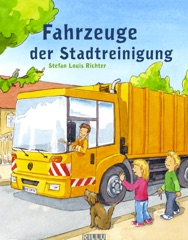 Fahrzeuge der Stadtreinigung