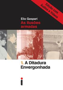 A ditadura envergonhada – Edição com áudios e vídeos Copertina del libro