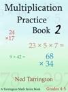 Multiplication Practice Book 2 Grades 4-5