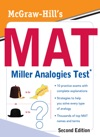 McGraw-Hills MAT Miller Analogies Test Second Edition