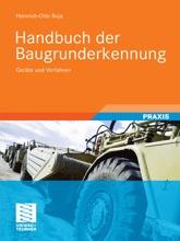 Handbuch Der Baugrunderkennung
