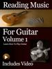 Stefan Schyga - Reading Music for Guitar Vol. 1  artwork