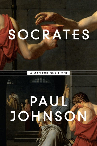 Socrates - Paul Johnson book cover