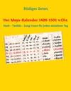 Der Maya-Kalender 1600-1501 VChr