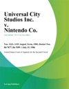 Universal City Studios Inc V Nintendo Co
