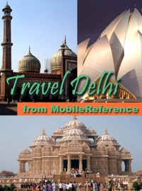 Delhi India Illustrated Travel Guide Phrasebook Maps Mobi Travel