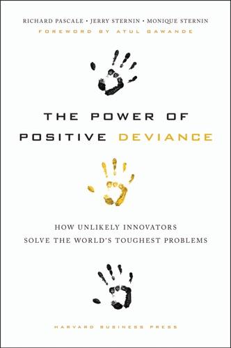 Richard Pascale, Jerry Sternin & Monique Sternin - The Power of Positive Deviance