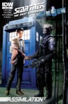 Star Trek The Next GenerationDoctor Who Assimilation 6