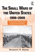 The Small Wars Of The United States, 1899-2009