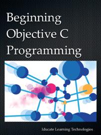 Beginning Objective C Programming book