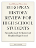 Susan McCartney & Aaron Raskin - European History Review for High School Students artwork