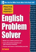 Ed Swick - Practice Makes Perfect English Problem Solver (EBOOK) artwork