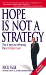 Hope Is Not A Strategy The 6 Keys To Winning The Complex Sale  The 6 Keys To Winning The Complex Sale