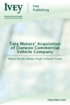Tata Motors Acquisition Of Daewoo Commercial Vehicle Company