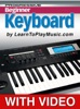 Beginner Keyboard Lessons - Progressive With Video