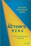 The Actors Menu