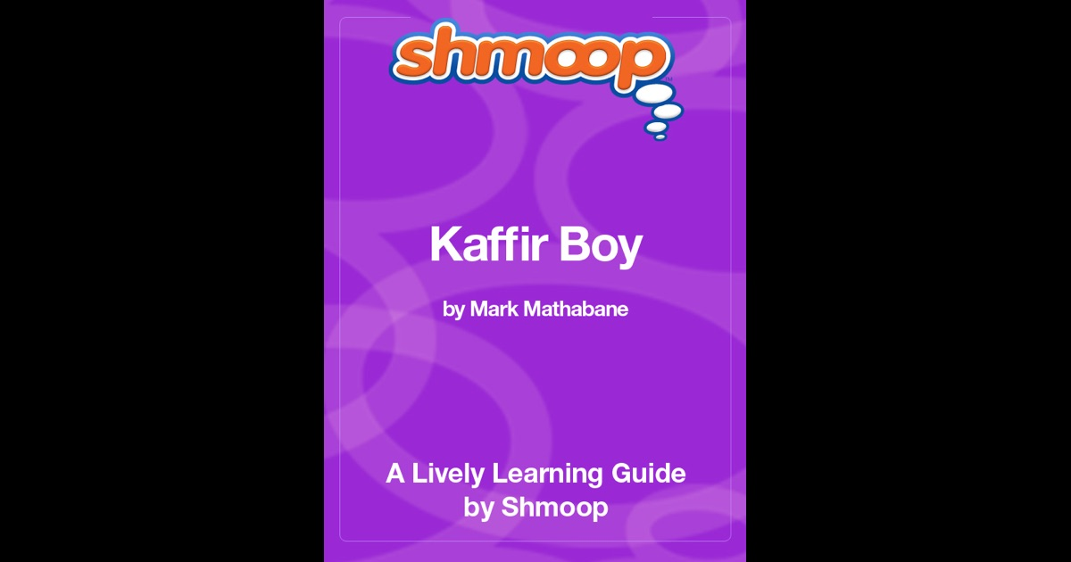 a review of kaffir boy by mark mathabane Kaffir boy has 13,165 ratings and 671 reviews liz said: wow-this is an eye opening book mark mathabane writes of his life as a black boy in south afric.