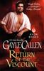 Gayle Callen - Return of the Viscount artwork