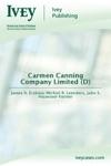 Carmen Canning Company Limited D