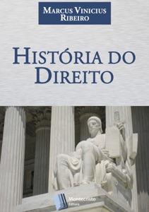 História do Direito Book Cover