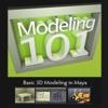 Modeling 101 Basic 3D Modeling In Maya