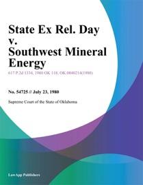 State Ex Rel Day V Southwest Mineral Energy