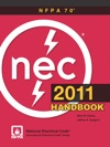 NFPA 70 National Electrical Code NEC Handbook 2011 Edition