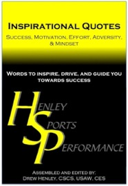 Inspirational Quotes Success Motivation Effort Adversity Mindset