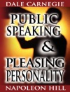 Public Speaking  Pleasing Personality