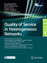 Quality Of Service In Heterogeneous Networks