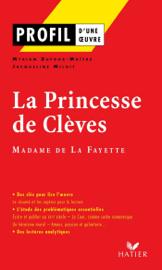 Profil - La Fayette (Madame de) : La Princesse de Clèves