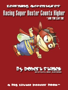 Racing Super Buster Counts Higher and You Can Too. Count and Numbers to 100
