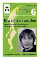 Günter Lange - Erwachsen werden. Jugendliche Adoleszenzromane im Deutschunterricht artwork