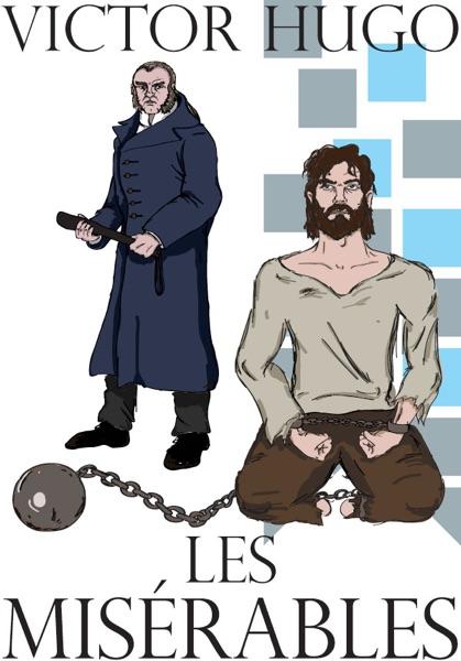 Les Misérables - Victor Hugo book cover