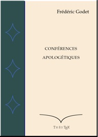 CONFéRENCES APOLOGéTIQUES
