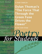 A Study Guide for Dylan Thomas's