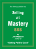 Jim Masson - An Introduction to Selling at Mastery artwork