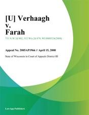 Download Verhaagh v. Farah