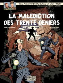 Blake et Mortimer - Tome 20 - Malédiction des 30 deniers T2 (La)