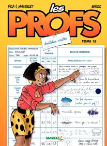 Les Profs - tome 15 - Bulletin météo La couverture du livre martien