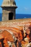 Reglas De Procedimiento Civil De Puerto Rico De 2009