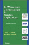 RF  Microwave Circuit Design For Wireless Applications