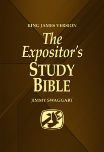 The Expositor's Study Bible Book Cover